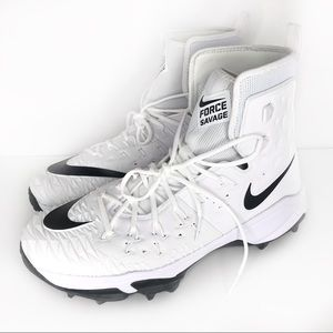 Nike Force Savage Pro Shark Promo Football Cleats
